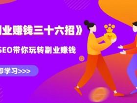 水库副业赚钱36招第三招:塔罗牌占卜轻松年赚百万【视频课程】