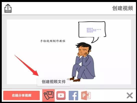 网赚技术:手把手教你制作抖音热门手绘视频(送软件)